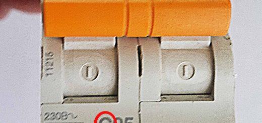 маркировка время токовой характеристики